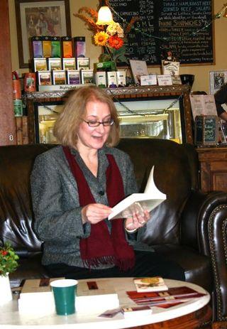 Deja Brew Book Signing reading