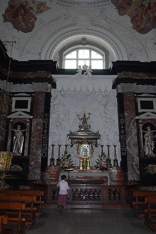 St. Cas chapel